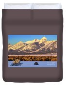 As The Sun Comes Up Duvet Cover