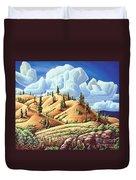 Ashcroft Landscape Duvet Cover