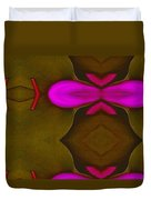 Asian Popart Duvet Cover