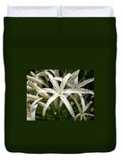 Asiatic Poison Lily Duvet Cover