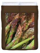 Asparagus Tips 2 Duvet Cover