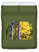 Aspen Color Duvet Cover