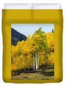 Aspen Fall 3 Duvet Cover