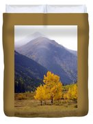 Aspen Fall 4 Duvet Cover