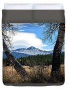 Aspen Frame Fall Duvet Cover
