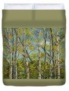 Aspen Glow Duvet Cover