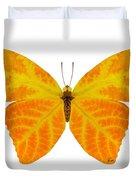 Aspen Leaf Butterfly 3 Duvet Cover