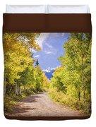Aspen Road Duvet Cover