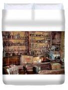 Assay Office Duvet Cover
