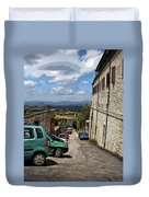 Assisi Italy I Duvet Cover