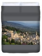 Assisi Pano Duvet Cover
