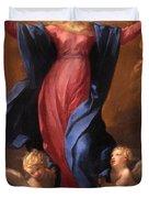 Assumption Of The Virgin 1580 Duvet Cover