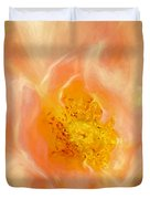 Assumption Rose Duvet Cover