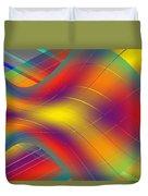 Assymetric Flow Duvet Cover