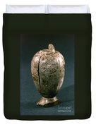 Assyrian Jug Duvet Cover