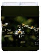 Aster's Branch Duvet Cover