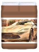 Aston Martin Db10 Duvet Cover