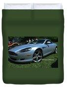 Aston Martin Db9 Duvet Cover