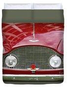 Astonmartin Db2/4 Mark IIi Duvet Cover