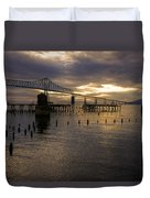 Astoria-megler Bridge 2 Duvet Cover