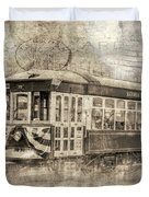 Astoria Trolley Duvet Cover
