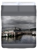 Astoria Waterfront 2 Duvet Cover