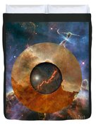 Astral Abstraction I Duvet Cover