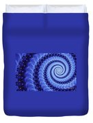 Astral Vortex Duvet Cover