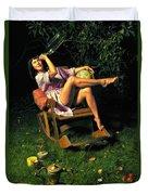 Astrologer40x60 Duvet Cover