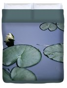 At Claude Monet's Water Garden 2 Duvet Cover