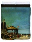 At Far Rockaway 1902 Duvet Cover