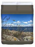 At Point Lawrence Duvet Cover