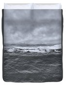 At Sea Duvet Cover