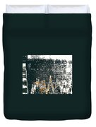 At The Edge Of Consciousness Duvet Cover