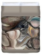 At The Shore Duvet Cover