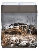 At The Top Duvet Cover
