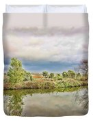 At The Waters Edge Duvet Cover