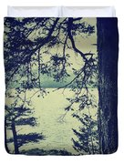 At The Water's Edge Duvet Cover