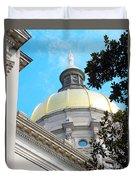 Atlanta Capital Duvet Cover