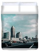 Atlanta Georgia Duvet Cover