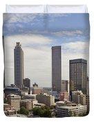 Atlanta Georgia Duvet Cover