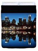 Atlanta Reflects Duvet Cover