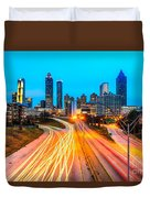 Atlanta - Usa Duvet Cover