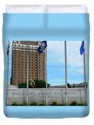 Atlantic City Series -11 Duvet Cover