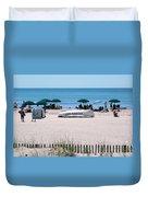 Atlantic City Series -15 Duvet Cover