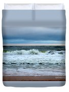 Atlantic Ocean Duvet Cover