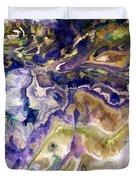 Atlas Mountains Duvet Cover