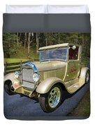 Atlas Pickup Duvet Cover