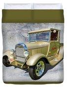 Atlas Pickup V2 Duvet Cover