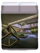 Atrium - Syracuse Ny Duvet Cover